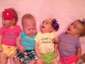Liam and Liam's Ladies